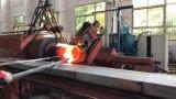熱い回転機械を形作るCNGのガスポンプ