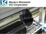 Bolacha Monocrystalline 50-200mm do silicone do desempenho de nível elevado na MINMETALS ocidental