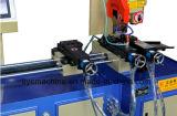 Yj-325CNC de Hydraulische Blauwe Scherpe Machine van de Buis van het Roestvrij staal