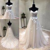 Пружина OEM дамы невесты вечер устраивающих платье свадебные платья