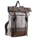 Самый популярный помытый Backpack холстины 2018 вскользь