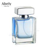 Klassischer Duftstoff-Glasflaschen für Duftstoff der quadratischen Männer
