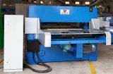 Máquina de estaca hidráulica da imprensa da esfera da esponja da limpeza da tubulação (hg-b60t)