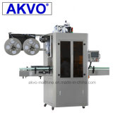 Машина для прикрепления этикеток втулки Akvo высокоскоростная автоматическая