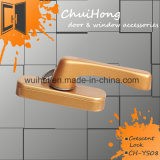 Оптовая торговля высокое качество цинкового сплава литой детали для запирания на ручке двери лучшая цена