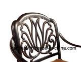 /Rattan al aire libre/silla y vector de la fundición de aluminio de los muebles de /Hotel del jardín/del patio fijados (HS 3175C& HS6105DT y 5003RC)