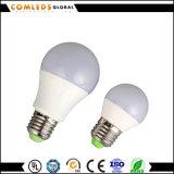 10W 2 años de bulbo de la garantía A60 LED para el hogar con Ce