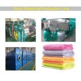 Aço inoxidável lã de ovelha e processamento de limpeza e lavagem de máquina (WSGS)