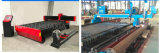 Tagliatrice approvata del plasma di CNC di controllo di iso Starfire del Ce ad alta velocità con l'asta cilindrica rotativa