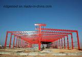 Estructura de acero previamente la construcción de Australia
