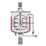 1000L 균질화기 믹서 스테인리스 Mixng 플랜트 산업 섞는 장비