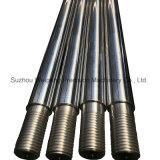 감응작용에 의하여 강하게 하는 크롬에 의하여 도금되는 강철봉 C45e Dia 22 mm