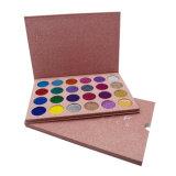 Косметики Cleof 24 Цвет Блестящие цветные лаки теней Eyeshadow High Gloss