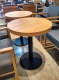 Koffietafel van de Winkel van de Koffie van de Staaf van het Meubilair van de staaf de Meubilair Aangepaste Stevige Houten