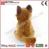 Angefülltes Tier-weicher Spielzeug-Plüsch, der Fox für Kinder/Kind-Geschenk sitzt