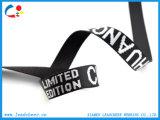 Sangle en nylon Jacquard Logo personnalisé pour vêtement/Sac en bandoulière