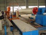 Éolienne de filament de pipe de FRP GRP/chaîne de production automatique de pipe de commande numérique par ordinateur