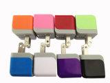 多彩な高速力1A USBのホームユニバーサル携帯電話の充電器