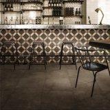 600x600mm cemento mosaico de aspecto rústico con el concepto de italiano (CLT606)