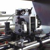 カートンボックス作成のためのホールダーの部品が付いている自動スティッチャー機械
