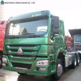 판매를 위한 Sinotruck HOWO A7 336HP 371 HP 420 HP 6X4 10 짐수레꾼 트랙터 트럭 헤드