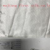 Tela do jacquard do algodão de seda, tela do jacquard do cetim do algodão de seda