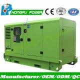 Электрический генератор установлен на базе двигателя Cummins 160 квт 3 фазы