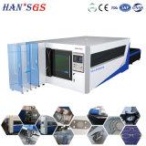 Machine de découpage en acier de laser de fibre du coupeur 2kw en métal de vitesse rapide à vendre