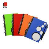 2017 fabricado en China la tapa de plástico barato Notebook con material PP