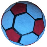 22cm Inflatable Magic Tape Balls/Balls for Soccer Foot Dart Board Game