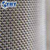 14mesh Bulletproof fios de aço inoxidável na janela do Filtro de Malha de tela