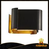 Moderne Metallkopfende-Wand-Lampe für Hotel (GD18B003W)