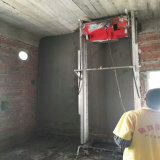 De Apparatuur van de concrete Mixer/Digitale het Pleisteren van de Muur Machine