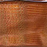 [بو] سيّدة حقيبة يد جلد