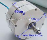Venta del generador de imán permanente inferior trifásico de la CA de la revolución por minuto de 500W 12V/24V/48V