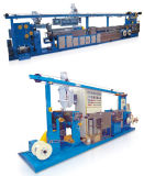 Automatic Coiling and Packaging Machine for The Low Smoke Free Halogen To extrude Line