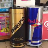 El refrigerador eléctrico comercial redondo del partido de la bebida del barril Cooler/85L/el Portable al aire libre puede refrigerador