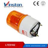 Voyant d'alarme de clignotement de Lte-5102 DEL DC12V 24V AC110V 220V