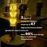 Lâmpada LED da forma de tubo E26/E27 com homologação UL
