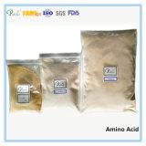 トレオニン98.5%の粉か粒状