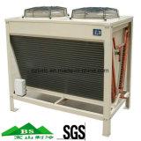 Conservación en cámara frigorífica con la pieza de la refrigeración
