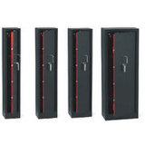 Les armoires de sécurité des armes à feu des armes à feu en métal avec clés et verrous