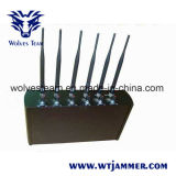 調節可能な高い発電6のアンテナWiFi及びGPS及び携帯電話の妨害機