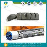 Coupeur d'écran protecteur de carbure cimenté de Tbm pour l'aléseuse de tunnel