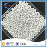 Faible force de broyage de la poussière et de haute Alumine activée Ball 3-5mm