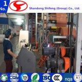 나일론에 의하여 담궈지는 타이어 코드 직물 또는 코드 또는 /Tire/Polyester/Industrial/Canvas/Tyre 길쌈된 Steel/V-Belt/Bonded 강선 또는 담궈진 타이어 코드 직물 또는 정전기 직물
