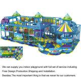 Norma europeia sobre as Crianças Paraíso para equipamentos de playground coberto Dallas Tx
