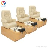Lujosos Muebles de Salón de Manicura Pedicura Spa pedicura sillón de masaje banco
