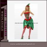 Costume sexy adulte de danse d'usager de Veille de la toussaint de Noël de carnaval de 2018 ventes en gros