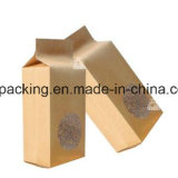 Sac en papier kraft pour l'emballage de thé